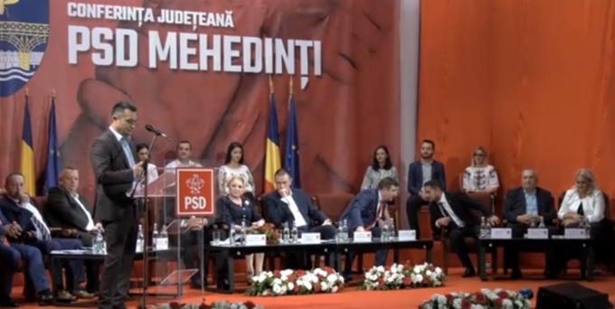 PSD Mehedinți