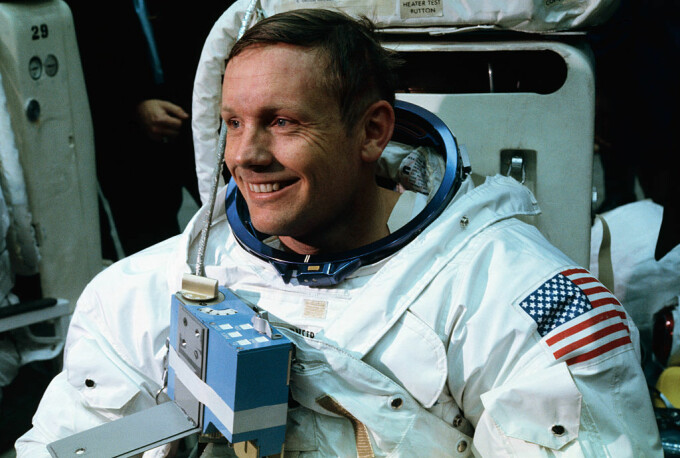 Neil Armstrong - 4