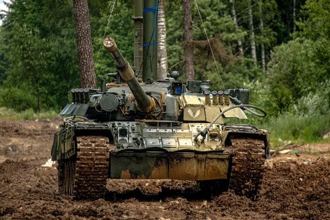 tanc rusesc t-80