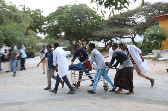 Atentat in Somalia