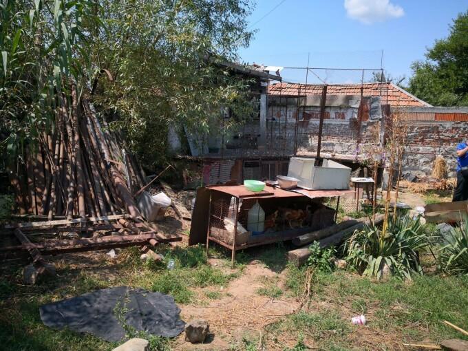 Imagini din casa suspectului din Caracal, unde au fost găsite rămășițe umane - 11