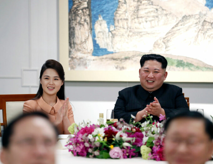 Sotie Kim Jong Un