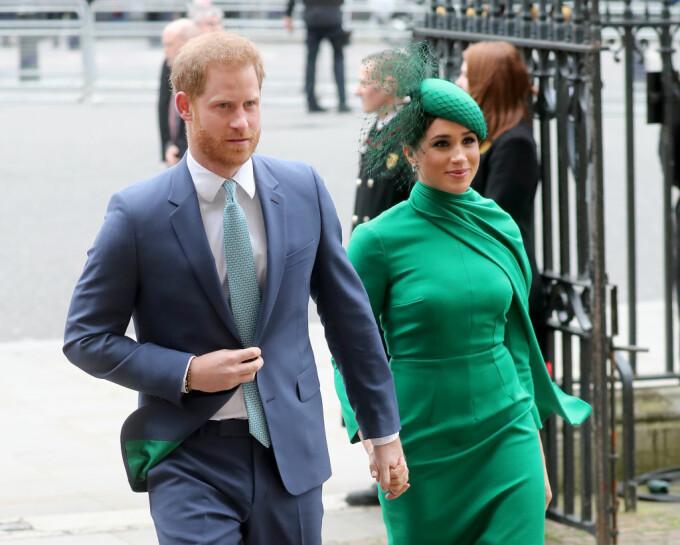 Prințul Harry și Meghan Markle