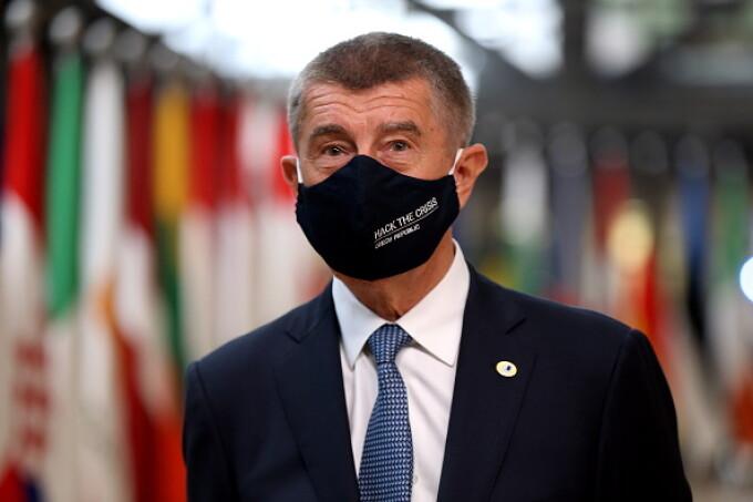 Andrej Babis, prim-ministrul Cehiei