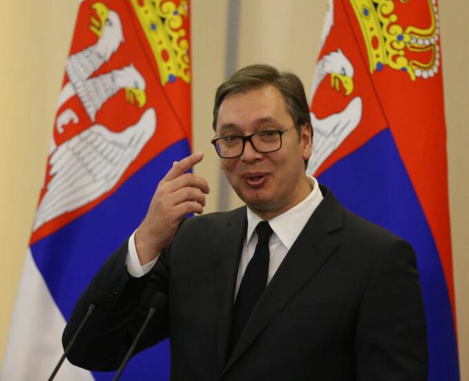 Președintele Serbiei e din nou student. Motivul incredibil pentru care s-a apucat de școală