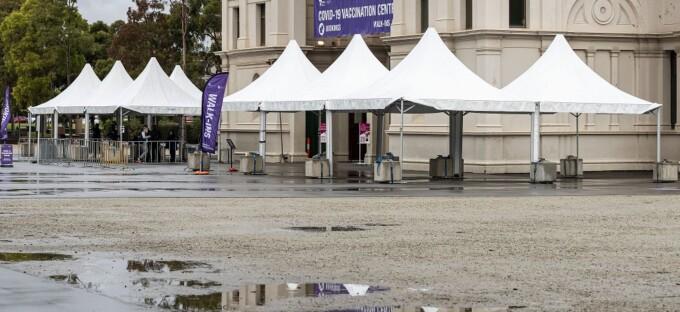 Orașul australian Melbourne intră pentru a cincea oară în carantină