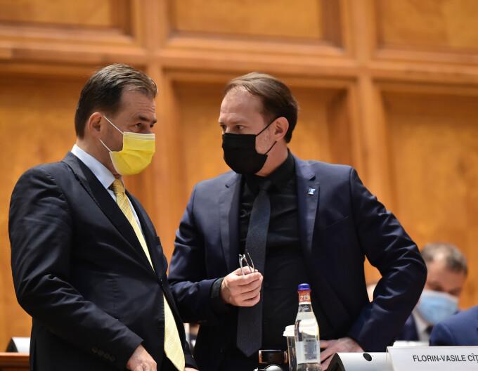 Florin Citu, Ludovic Orban