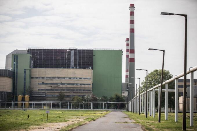 Incendiu la centrala nucleară din Ungaria, în apropiere de granița cu România