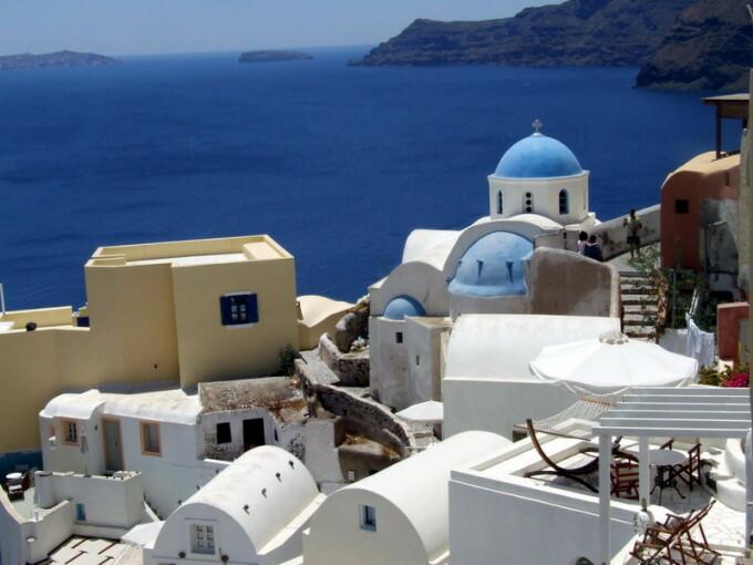Creta si Santorini
