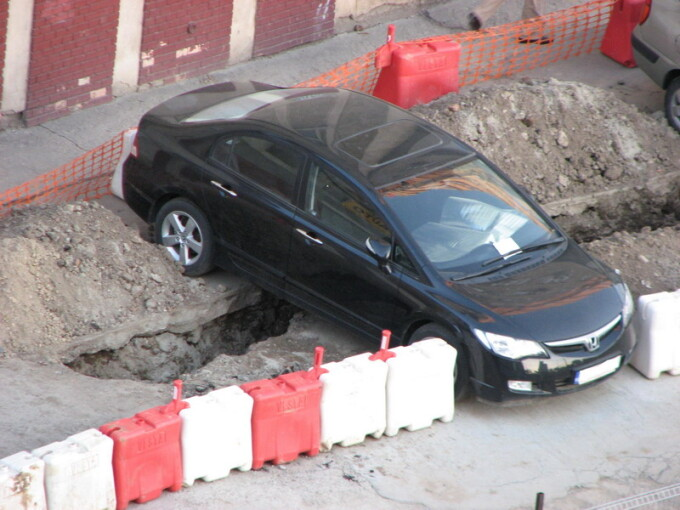 Sa tot parchezi in Bucuresti