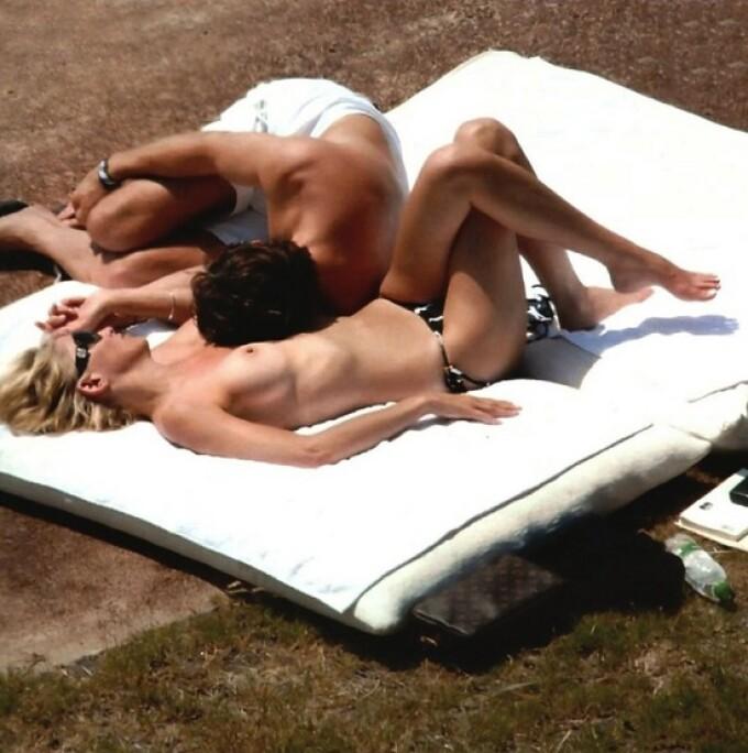 Sharon Stone si iubitul
