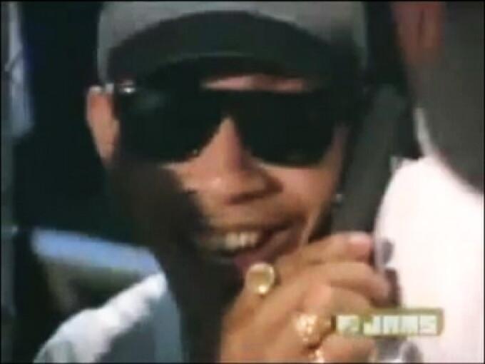 Barack Obama in videoclipul din 1993