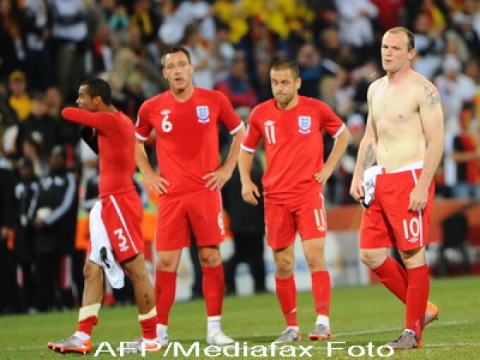 Germania-Anglia 4-1
