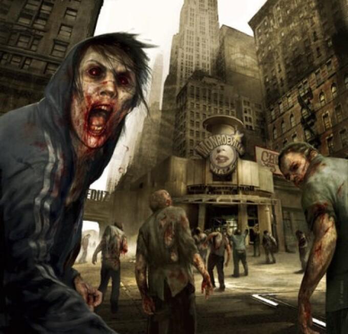 zombie apocalipsa pierderii în greutate