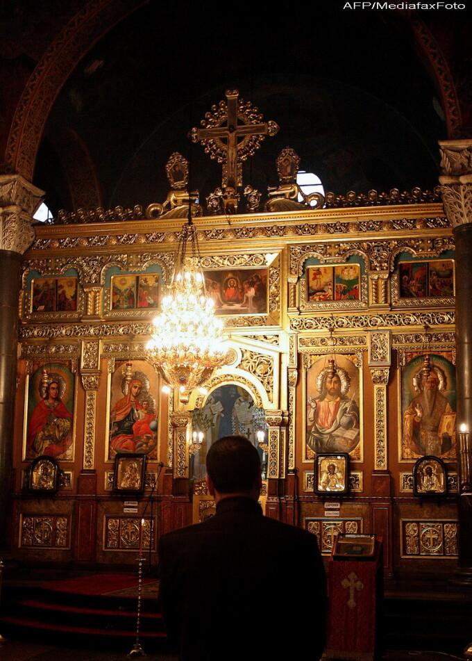 biserica din Bulgaria, preot