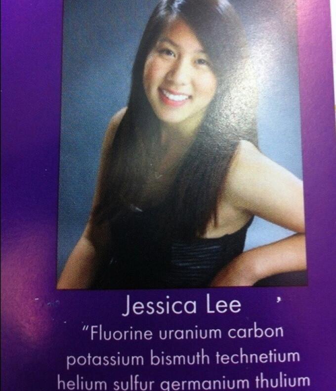 mesaj ascuns, Jessica Lee