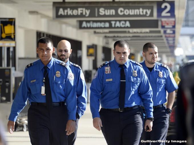 Angajati TSA - GETTY