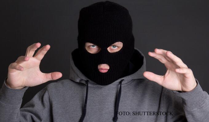 masca pe fata, jefuitor FOTO: SHUTTERSTOCK