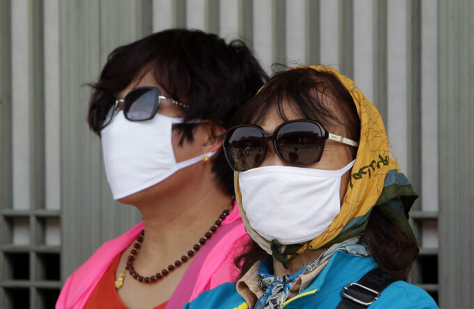 epidemie coreea
