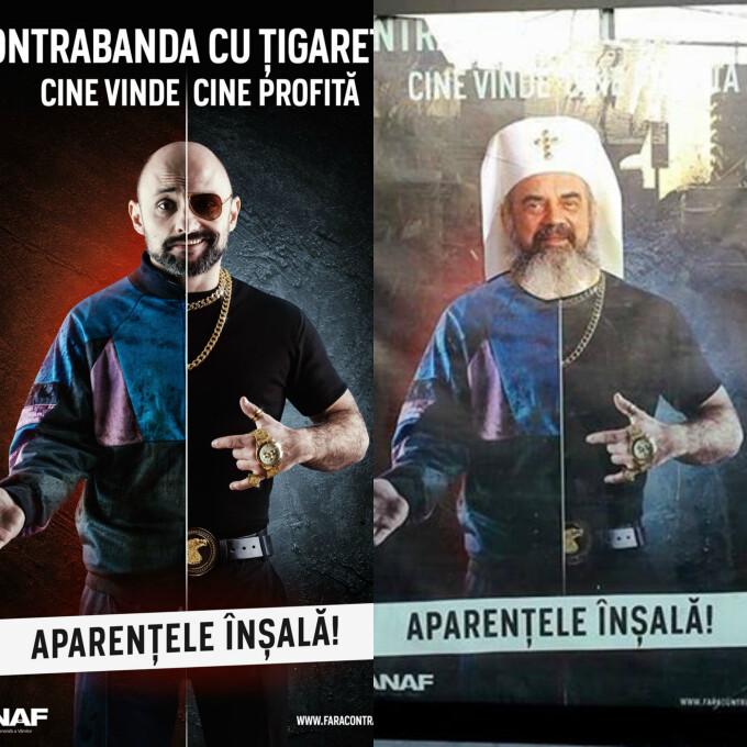 contra-banda, ANAF, Patriarh