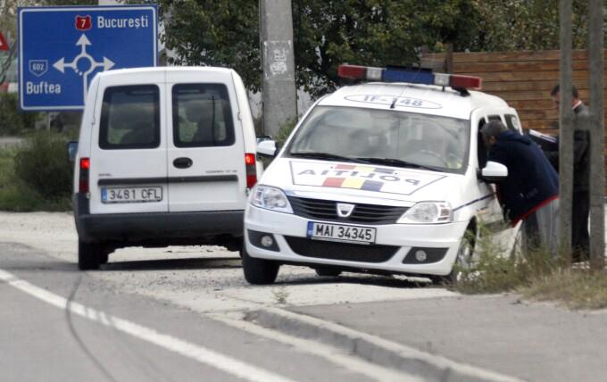 Radar, Politie - Agerpres