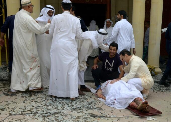 atentat Kuweit