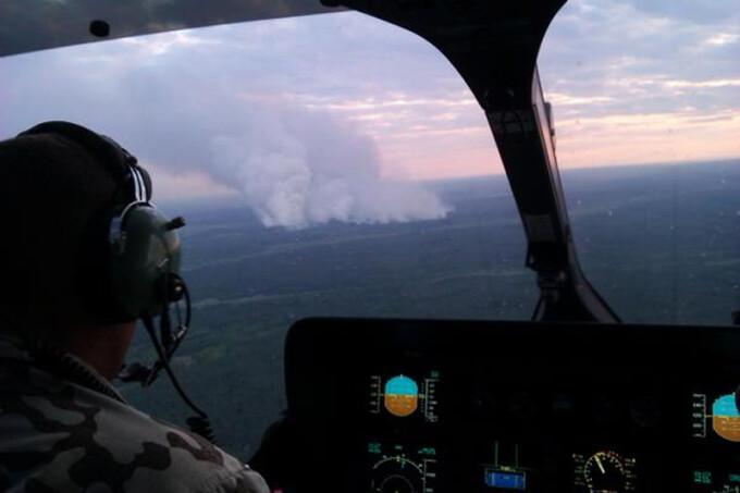 incendiu Cernobil iunie