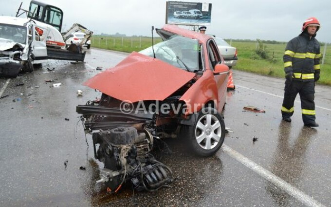 accident consilier Iohannis