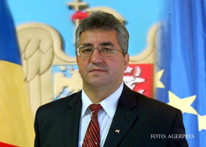 Ion Lungu, primarul municipiului Suceava