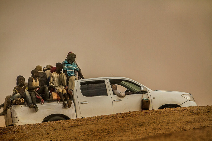 desert niger