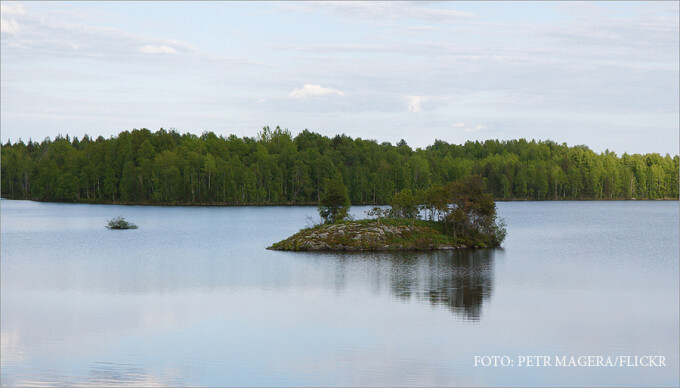 lac in Carelia