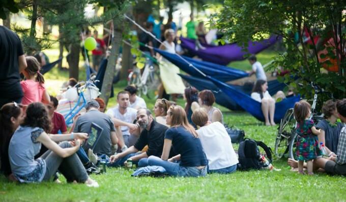 Incep pregatirile pentru Jazz in the Park. 7 zile de concerte si activitati, de luni pana duminica