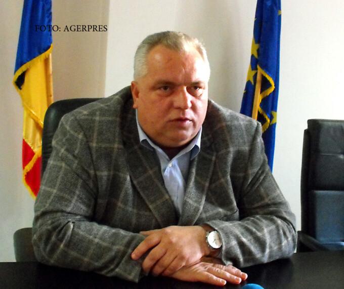 presedintele Consiliului Judetean (CJ) Constanta, Nicusor Constantinescu