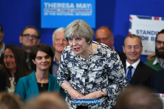Alegeri parlamentare in Marea Britanie