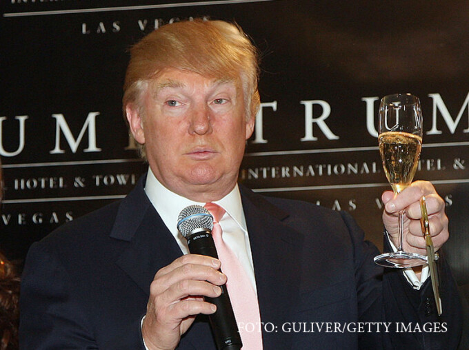 Donald Trump, om de afaceri