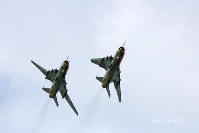 avioane Suhoi-22 poloneze