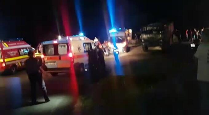 accident Dambovicioara