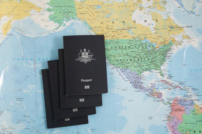 pasaport vize canada