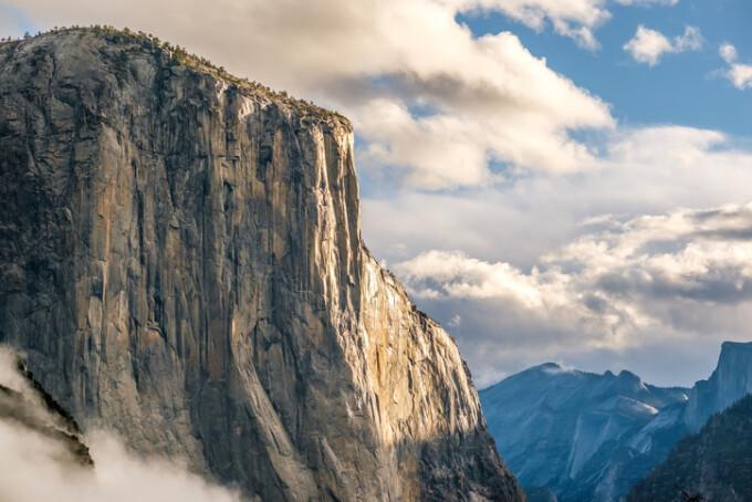 El Capitanin Yosemite National Park