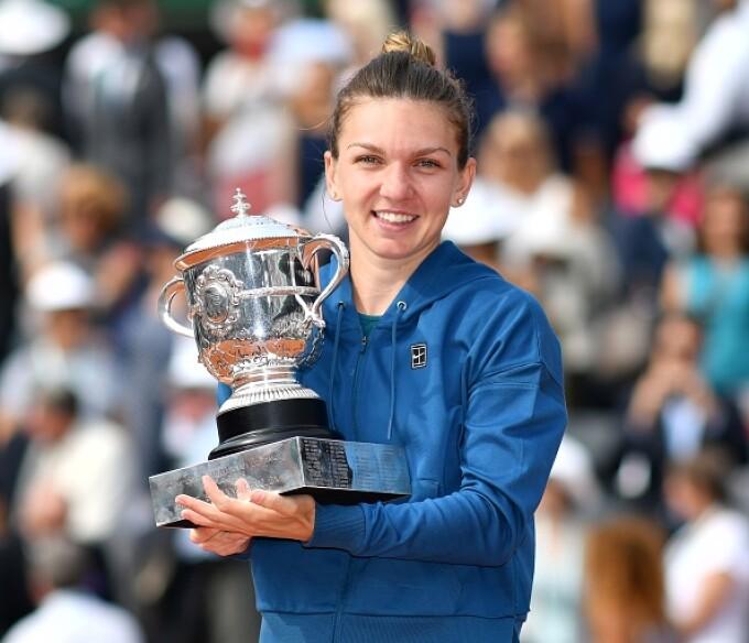 Simona Halep a câștigat finala de la Roland Garros