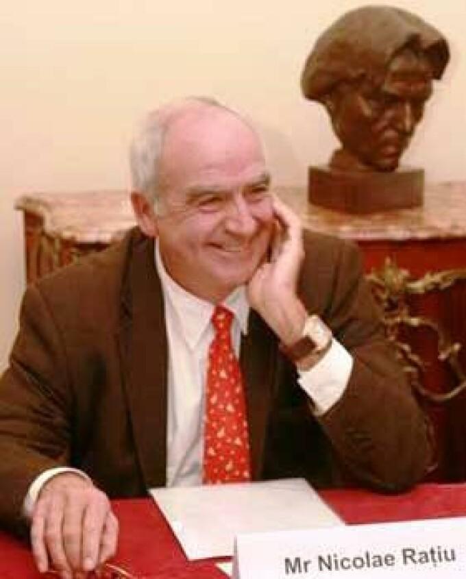Nicolae Ratiu
