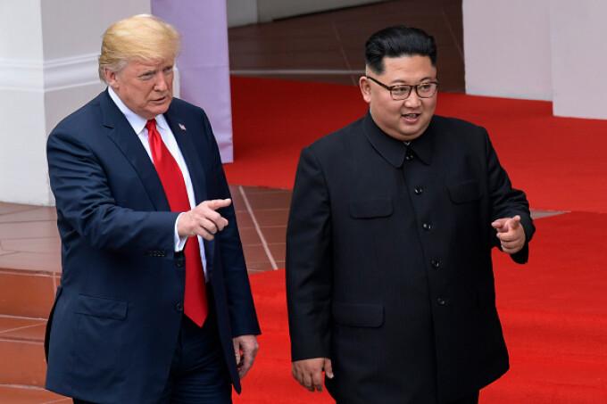 Donald Trump Kim Jong-un summit