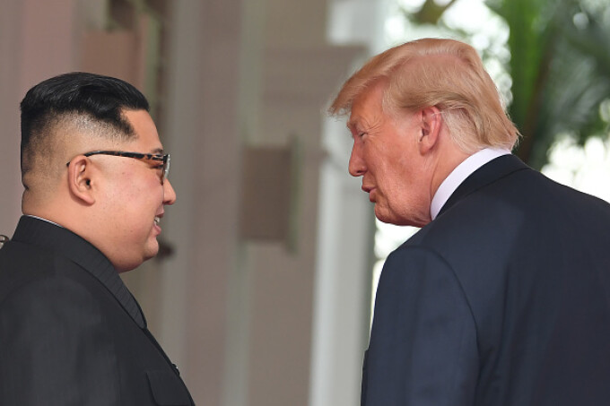 Donald Trump Kim Jong-un summit