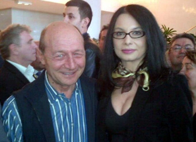 Magda Bistriceanu, Traian Basescu
