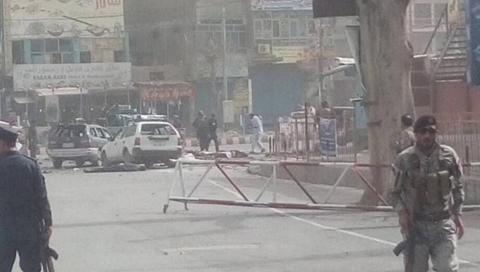 Atac la Jalalabad