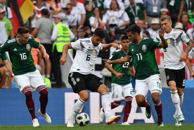 Germania Mexic