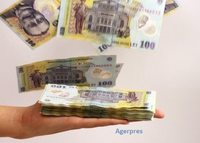 Bani, lei - Agerpres