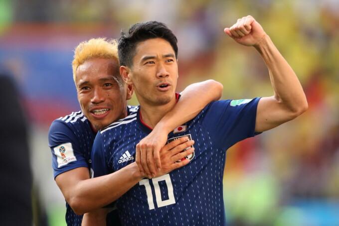Cupa Mondială 2018, Japonia