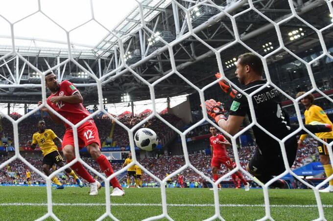 Cupa Mondială, Belgia - Tunisia