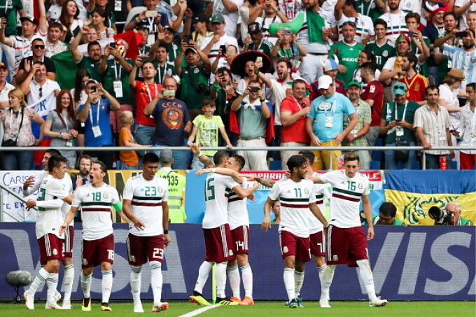 cupa mondiala 2018, mexic, coreea de sud,